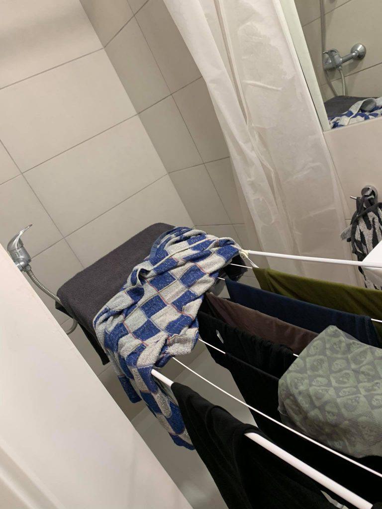 łazienka 2m2 aranżacja