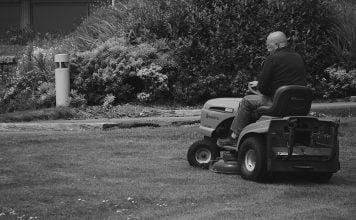 traktorek do koszenia