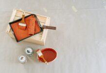 Malowanie kafelek - jak i czym pomalować?