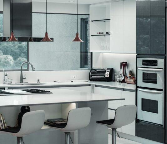 Szare meble kuchenne – do jakiego koloru ściany pasują?